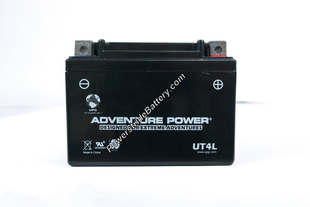 Batteries Plus XTAX4L-BS Motorcycle Replacement Battery