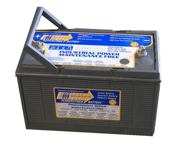 Autocar Division AC, DC, DK, S (1985-2000) Garbage Truck Battery