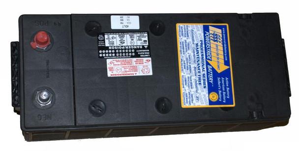 Agco-Allis DX3.30, DX3.50, DX3.70, DX3.90, DX4.70 Equipment Battery