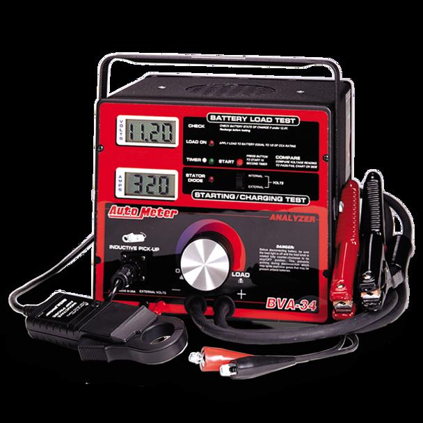 Auto Meter BVA-34 800Amp Carbon Pile Load Tester