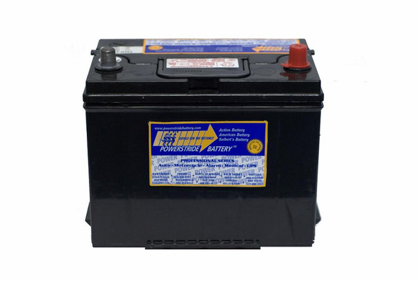 Acura CL Battery (1999-1998, L4 2.3L)