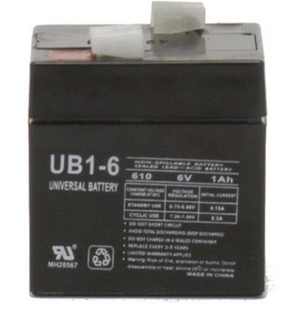 B&B BP1.0-6 Battery - UB610