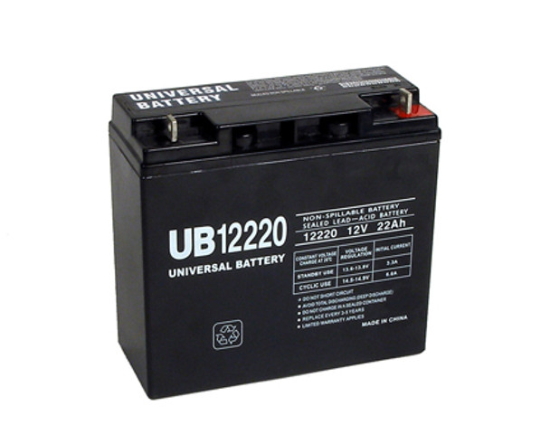 B&B NP20-12 Battery Replacement