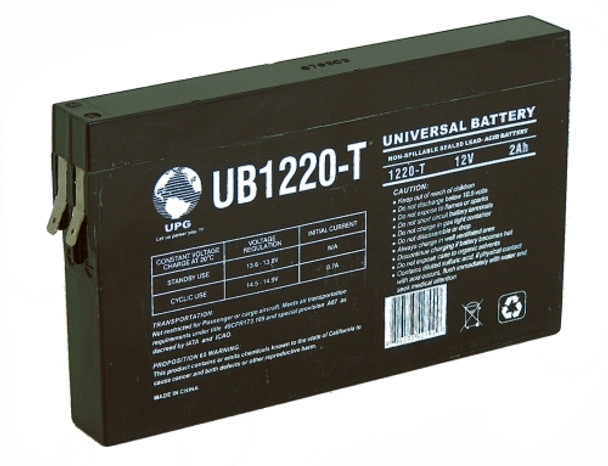 Baxter Healthcare 6201 Flo Guard Colleague Battery