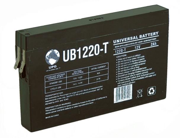 Baxter Healthcare FloGuard 6201 INF Pump Battery