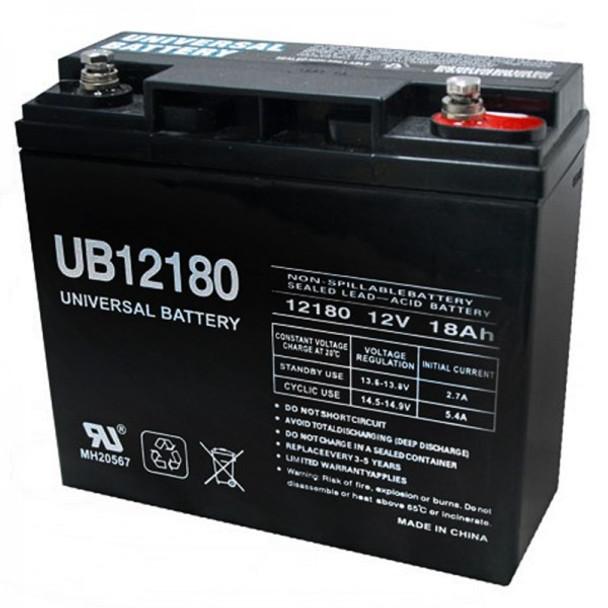12 Volt 18 Ah SLA Battery - UB12180IT