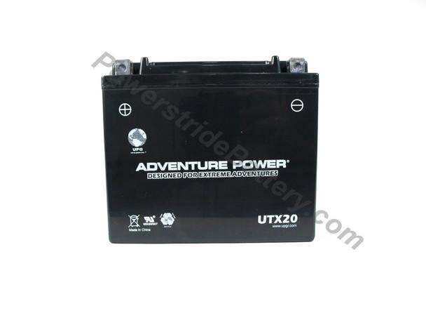 Arctic Cat ZL 500 Battery (2002)