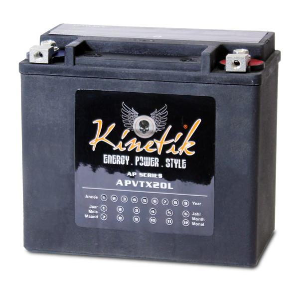 Adventure Power UBVT-4 AGM Battery