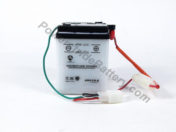 Adventure Power 6N4-2A-8 Battery