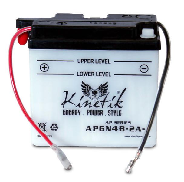 Adventure Power 6N4B-2A-3 Battery
