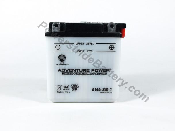 Adventure Power 6N6-3B-1 Battery