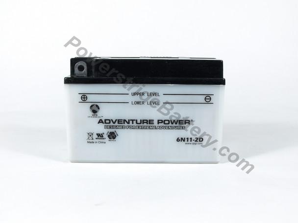 Adventure Power 6N11-2D Battery