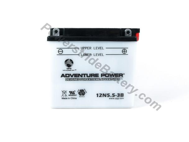 Adventure Power 12N5.5-3B Battery