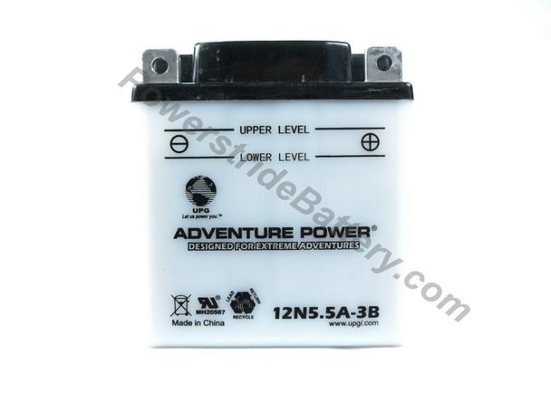 Adventure Power 12N5.5A-3B Battery