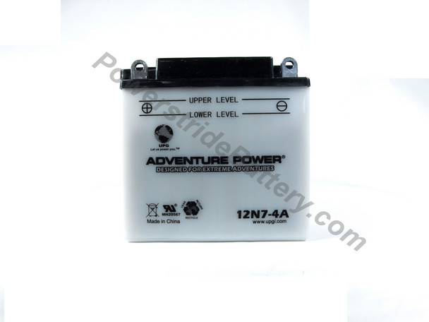 Adventure Power 12N7-4A Battery