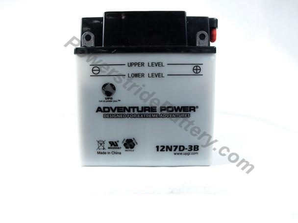 Adventure Power 12N7D-3B Battery