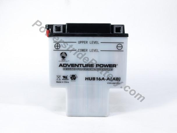 Adventure Power HUB16A-A(AB) Battery