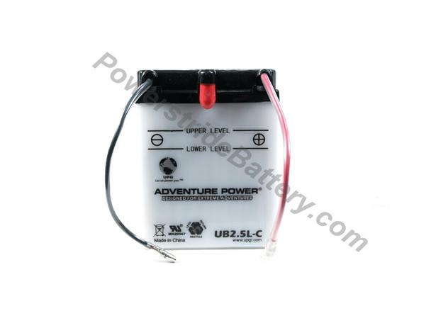 Adventure Power UB2.5L-C Battery