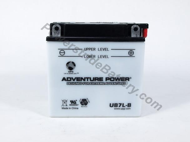 Adventure Power UB7L-B Battery (YB7L-B) Discontinued.