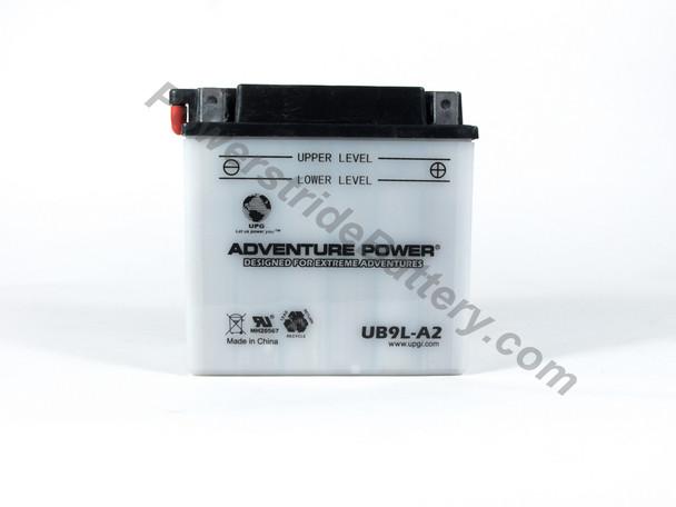 Adventure Power UB9L-A2 Battery (YB9L-A2)