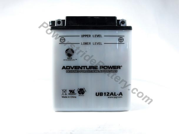 Adventure Power UB12AL-A Battery (YB12AL-A)