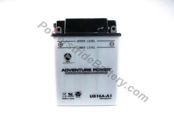 Adventure Power UB14A-A1 Battery (YB14A-A1)