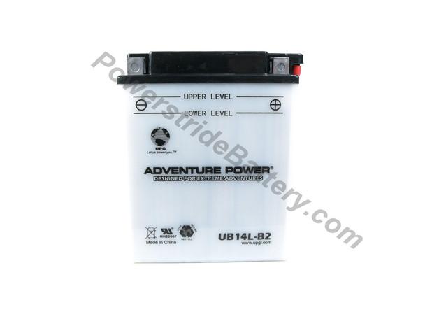 Adventure Power UB14L-B2 Battery (YB14L-B2)