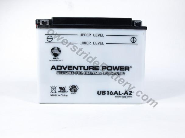 Adventure Power UB16AL-A2 Battery (YB16AL-A2) (42531+D1724)