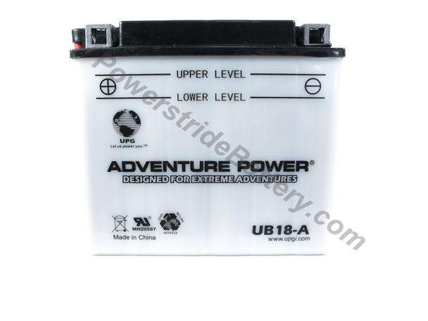 Adventure Power UB18-A Battery (YB18-A)