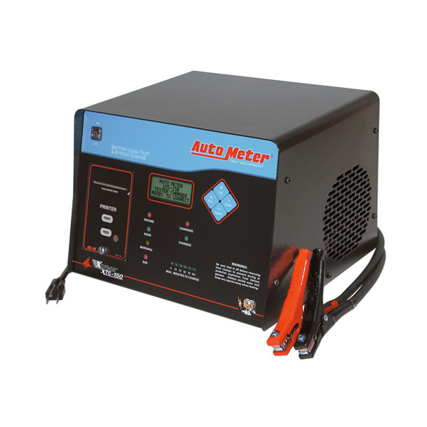 Auto Meter XTC-150 Automatic Battery Test & Fast Charger