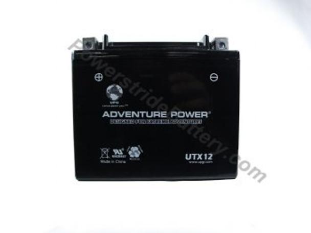 Arctic Cat DVX250, 2X4 ATV Battery (2006)