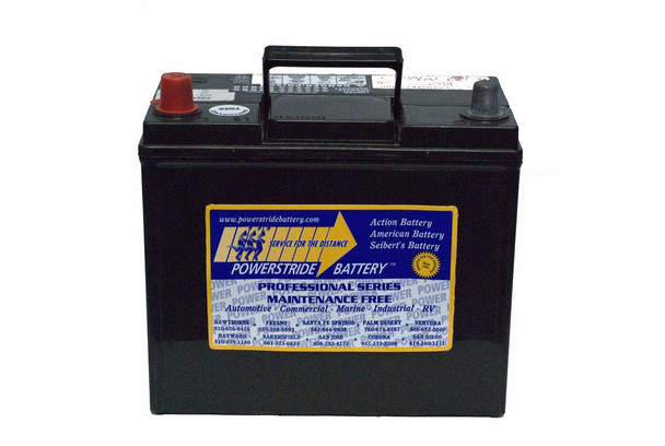 Agco Allis 1820H PS Hydrostatic Garden Tractor Battery