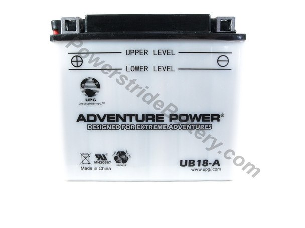 Arctic Cat EXT (Carb) Snowmobile Battery (1996-1995)