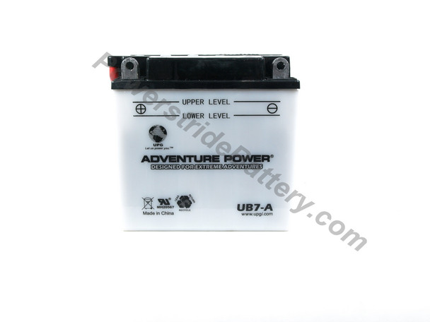 Arctic Cat Prowler Snowmobile Battery (1994)
