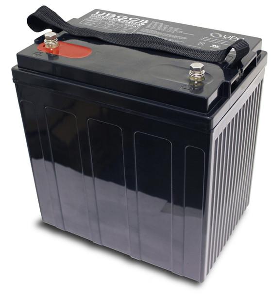 8 Volt AGM Golf Cart Battery - UBGC8 (45968)