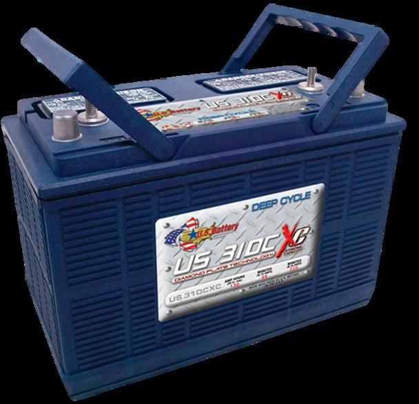 US Battery 31DCXC - 12 Volt 130Ah Deep Cycle Battery