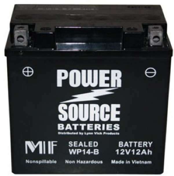 BMW R1200GS, S, R Motorcycle Battery (2005-2009)
