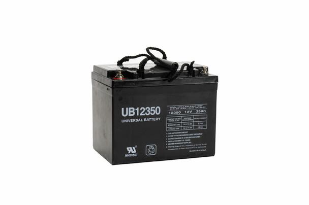 Braun T1200F Wheelchair Battery