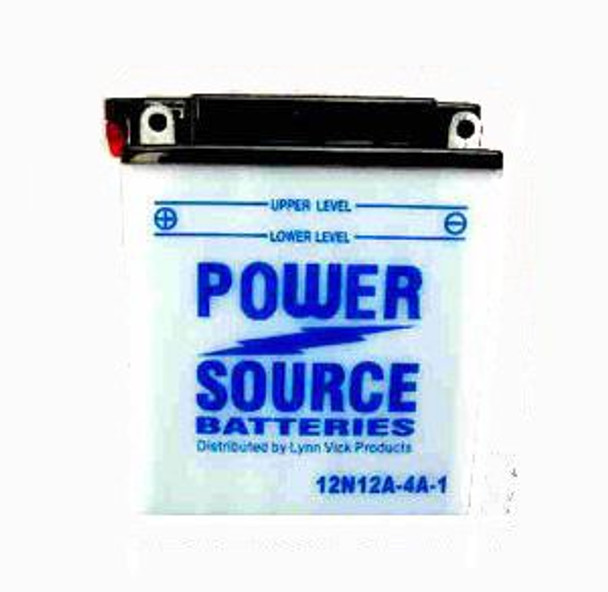 12N12A-4A-1 Battery by Power Source