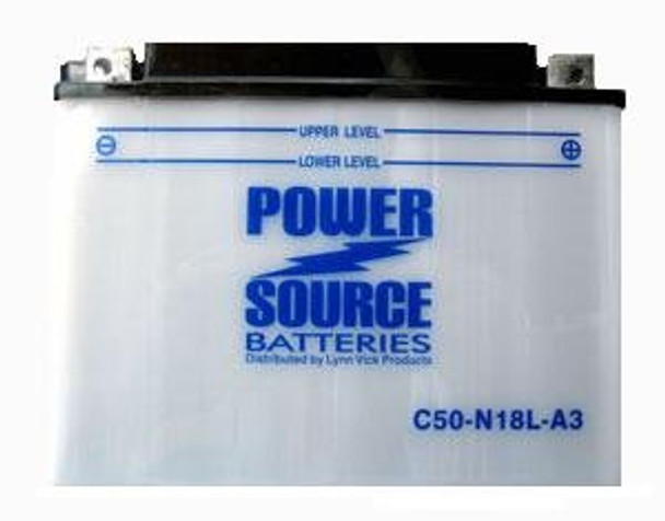 C50-N18L-A3 Motorcycle Battery