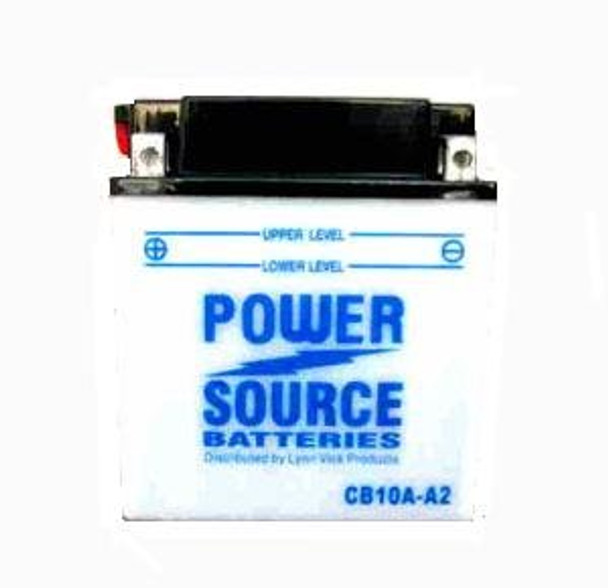 CB10A-A2 Motorcycle Battery