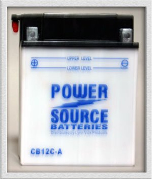 CB12C-A Motorcycle Battery