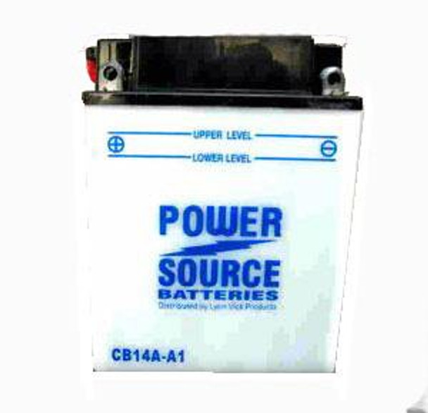 CB14A-A1 Motorcycle Battery