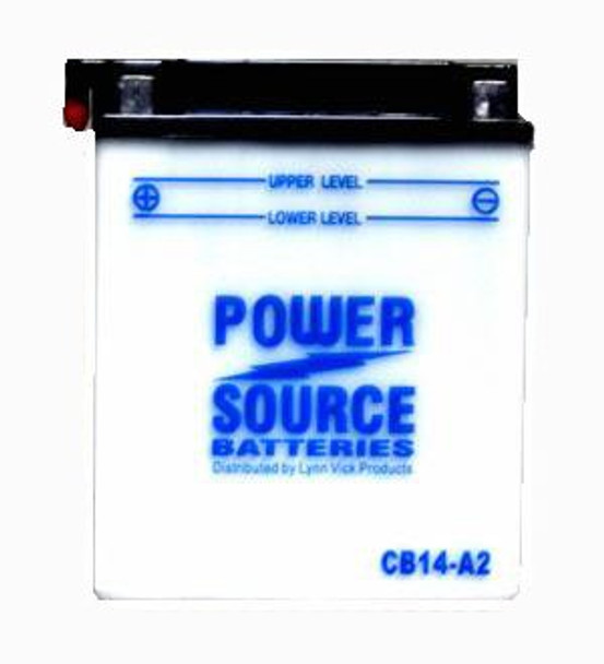 CB14A-A2 Motorcycle Battery