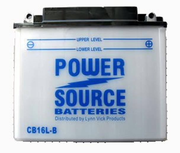 CB16L-B Motorcycle Battery