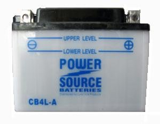 CB4L-A Motorcycle Battery