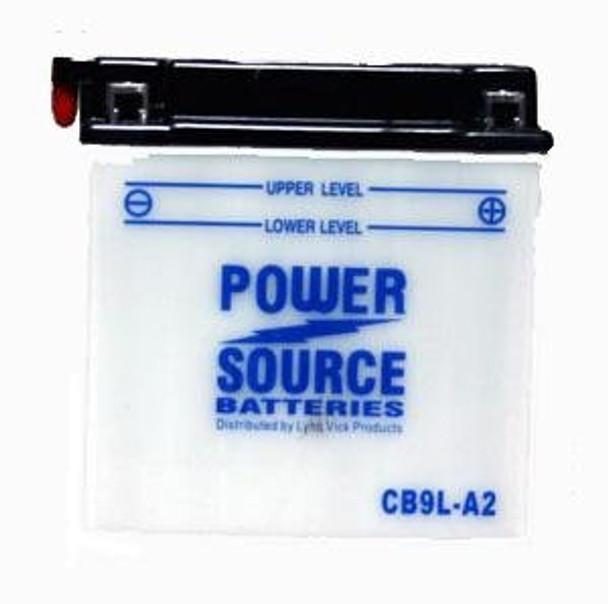 CB9L-A2 Motorcycle Battery