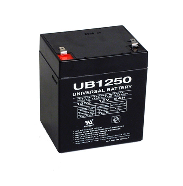 Clary Corporation DT1500 UPS Replacement Battery