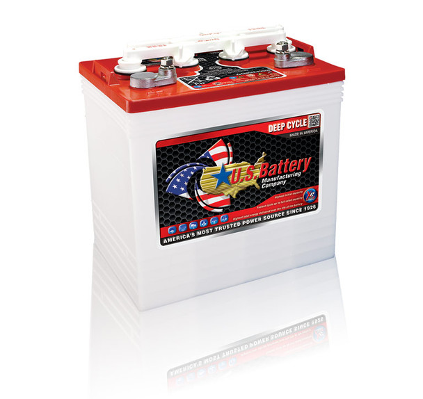Crown CR-165 Replacement Battery - US8VGCXC2