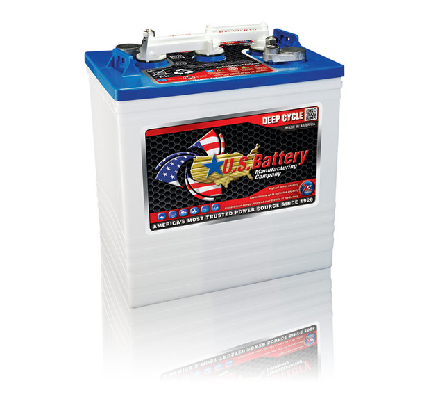 Crown CR-245 Replacement Battery by US Battery